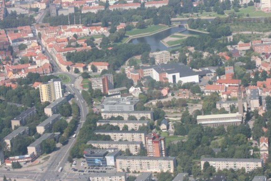Klaipėdos gatvėms Vyriausybė ketina skirti papildomų investicijų.