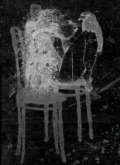 N.Šaltenytės paveikslo fragmentas