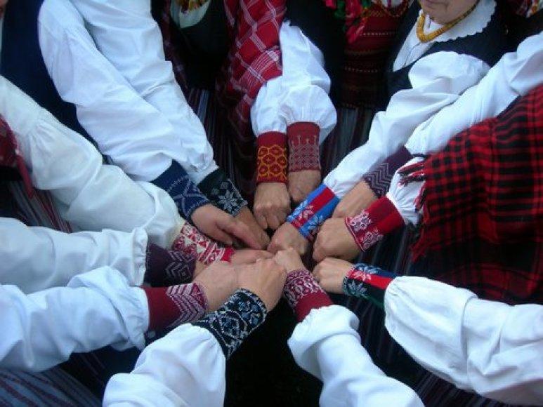 Etnokultūros centre bus diskutuojama apie tradicijas.