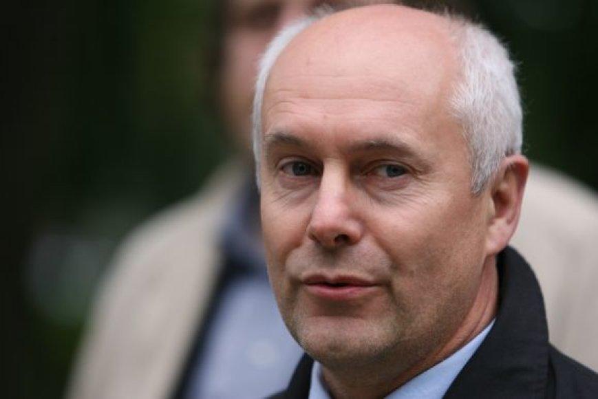 A.Každailevičiui Klaipėdos konservatoriai pažėrė kritikos.