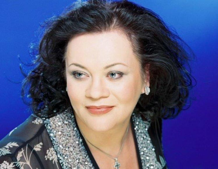 Violeta Urmanavičiūtė-Urmana balandį koncertuos Klaipėdoje.