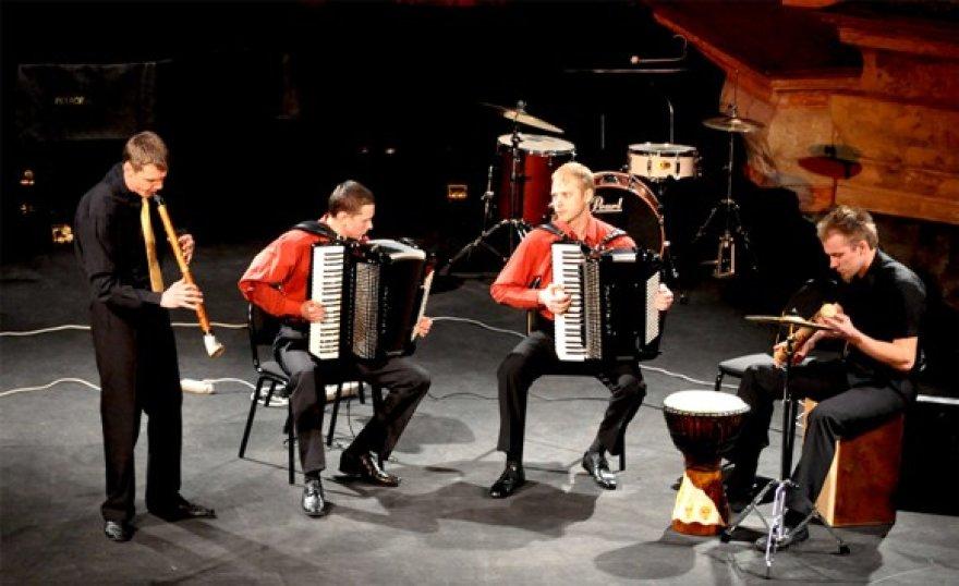 """Koncerte pasirodys gerai žinomi ansambliai, tarp kurių """"Subtilu-Z""""."""
