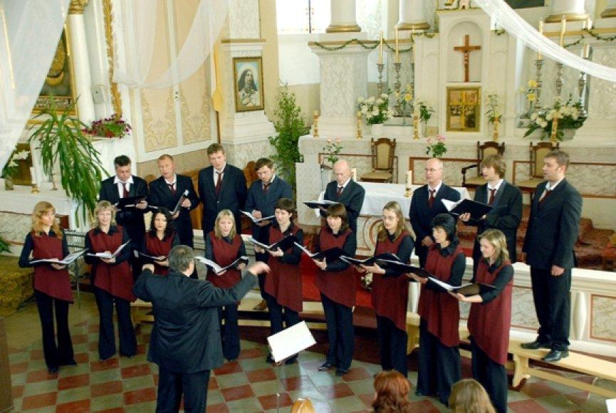 """""""Cantare"""" žinomas ne tik Klaipėdoje, bet ir visoje Lietuvoje bei už jos ribų"""