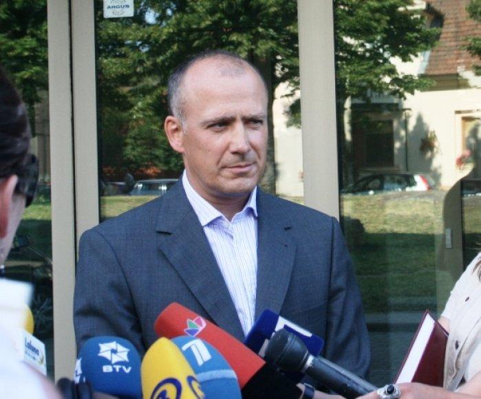 Ar bus lemta V.Lygnugariui tapti garbės piliečiu, paaiškės šį ketvirtadienį per miesto tarybos posėdį.