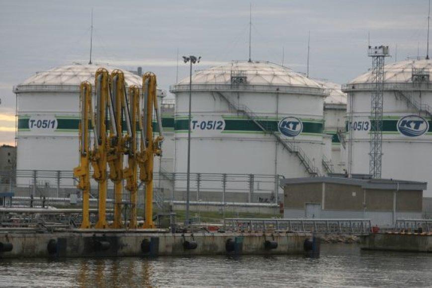 Klaipėdos uoste bus perkraunama nafta, atkeliavusi iš Venesuelos.