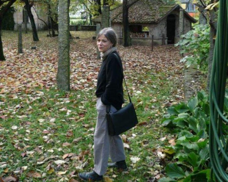 Klaipėdoje lankysis viešnia iš Šveicarijos - Anna Ruchat
