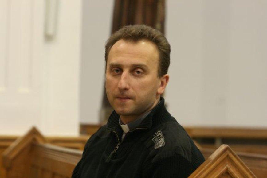 Kunigas Vilius Viktoravičius