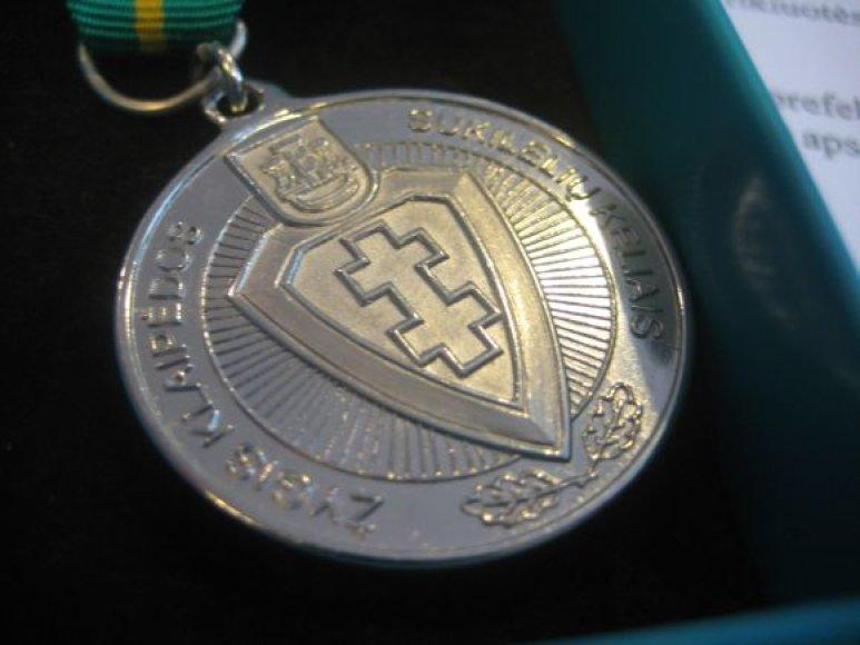 Sukilimo takais keliausiantys žygeiviai bus apdovanoti specialiais atminimo ženkleliais.