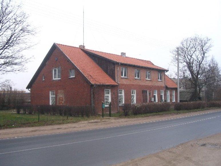 Buvusi Kretingalės parapinė mokykla pripažinta architektūriniu paminklu.