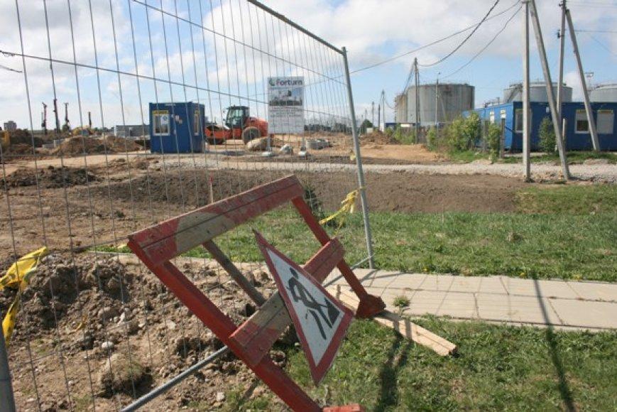 Visuomenėje aistras užvirinusios termofikacinės jėgainės statybos Klaipėdos LEZ teritorijoje įgavo pagreitį.