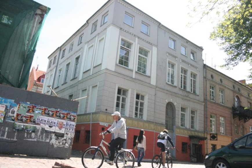 Klaipėdos savivaldybė socialinių būstų turi netgi miesto centre, reprezentacinėje Žvejų gatvėje.