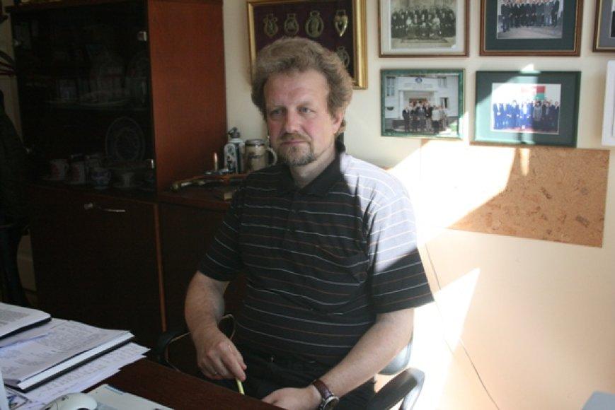 Laisvūnas Kavaliauskas pasakojo, jog ir Lietuva gali pasigirti įdomiais lobiais.