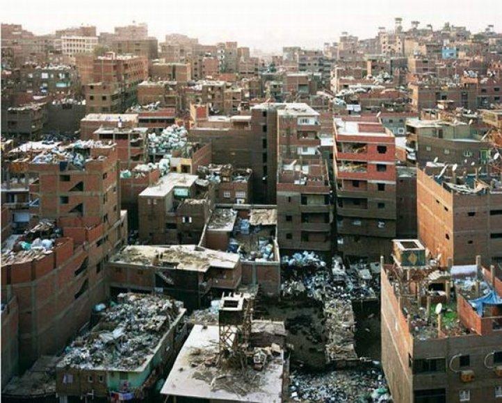 Pirmasis vakaras bus skirtas filmui apie Kairą.