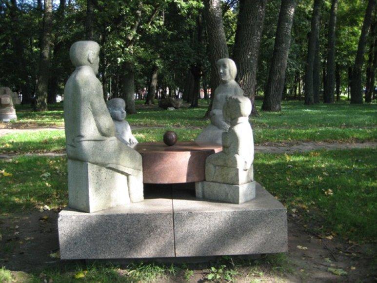Nemažai klaipėdiečių nė nenutuokia, jos toje vietoje, kur dabar yra Skulptūrų parkas, palaidota apie 40 tūkst. žmonių.