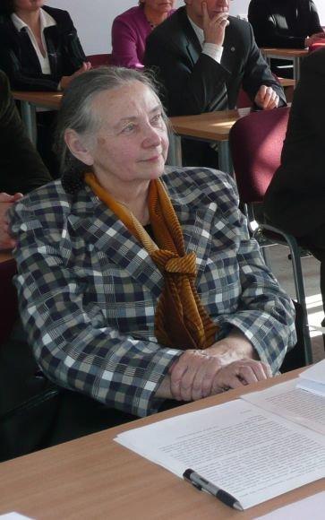Irena Regina Merkienė skaitys paskaitas Klaipėdoje.