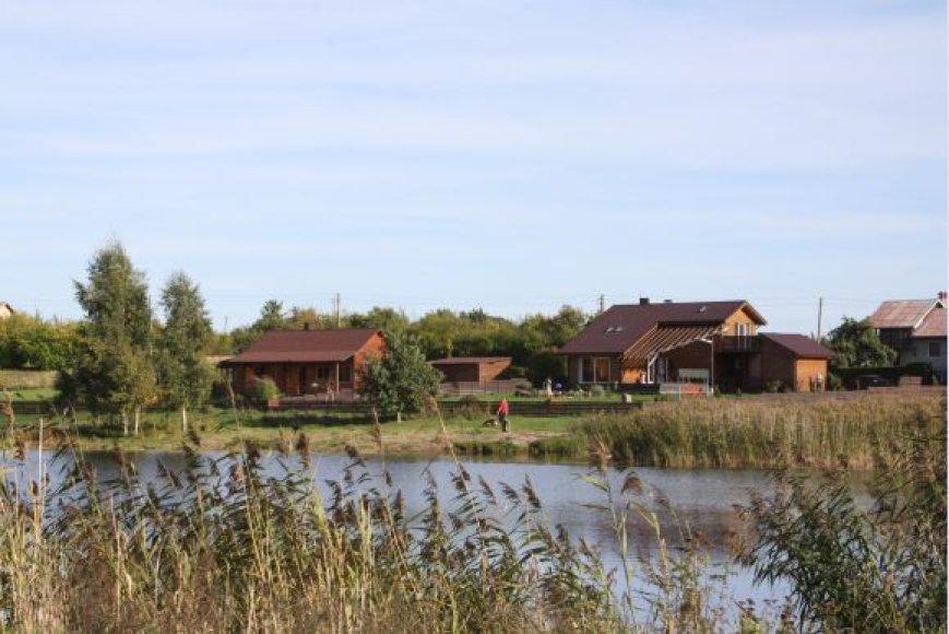 """Didžiausiuose Lietuvoje """"Dituvos"""" soduose yra apie 6500 sklypų."""