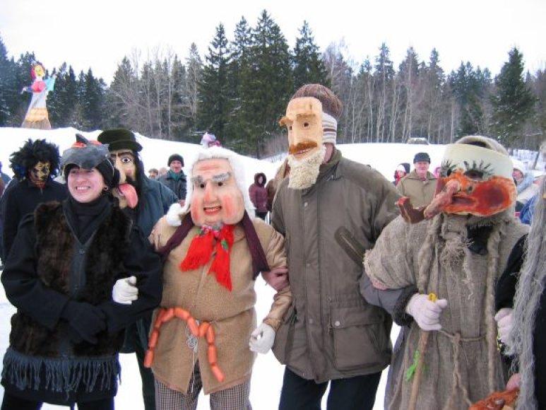 Užgavėnių šventė uostamiestyje vyks vasario 14 dieną, tačiau iki tol rengiami vakarai apie tradicijas, edukaciniai užsiėmimai.