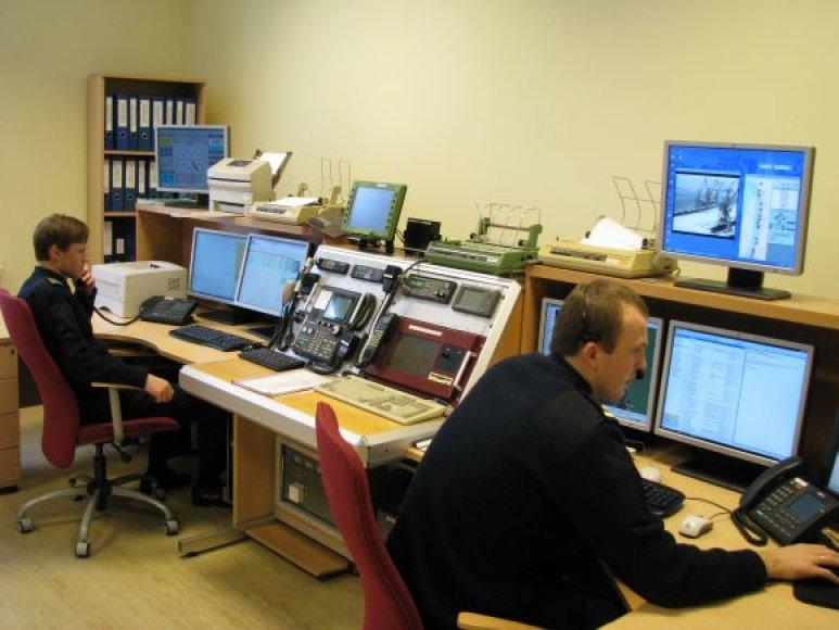 Jūrų gelbėjimo koordinacinis centras pernai gavo 72 pranešimus apie įvairius įvykius.