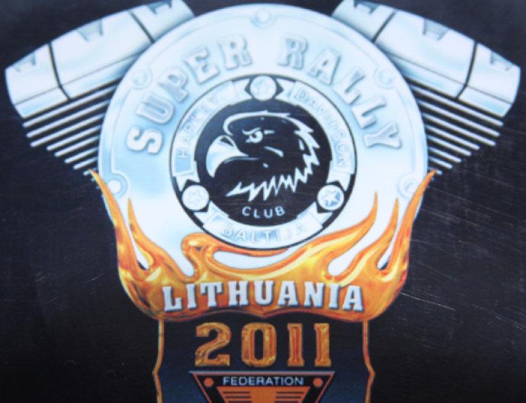 Į Klaipėdą suvažiuos Harley Davidson vairuojantys baikeriai.