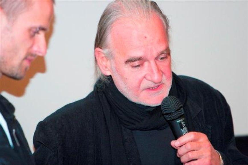 Vengrų režisierius Bela Tarras