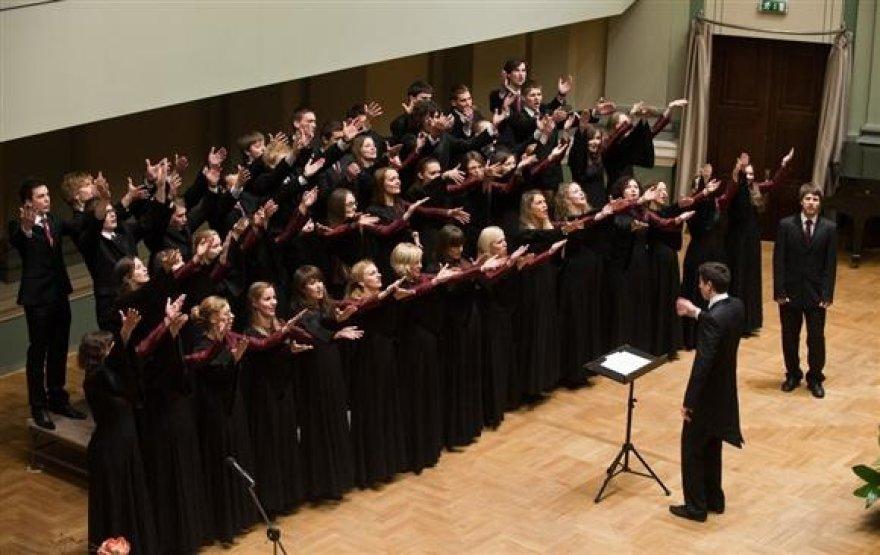 Festivalyje koncertuos chorai iš penkių valstybių.