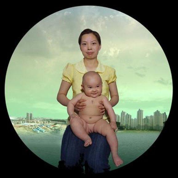 """Gao Yuan darbas """"12 months"""""""