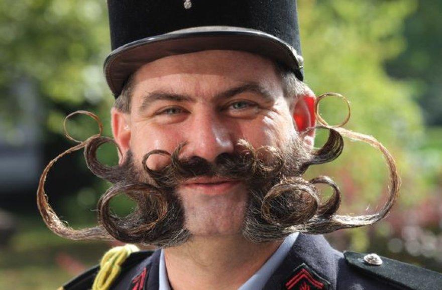 Tarptautinės ūsų ir barzdų varžybos