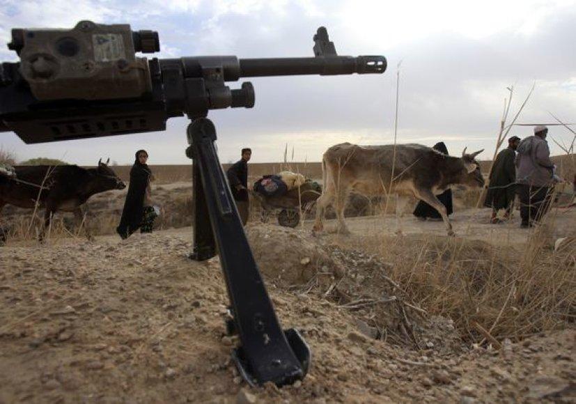Per NATO antskrydį nukentėjo civiliai