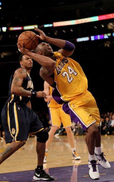 """""""Lakers"""" pergalė"""