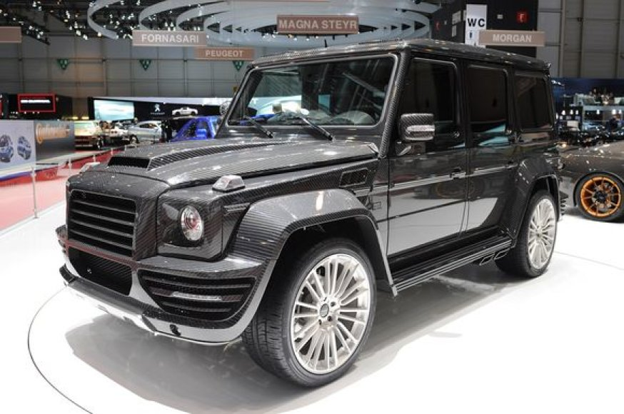 """""""Mansory G-Couture"""""""