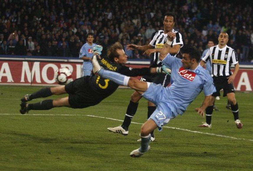 """Napoli"" ekipos pergalė"