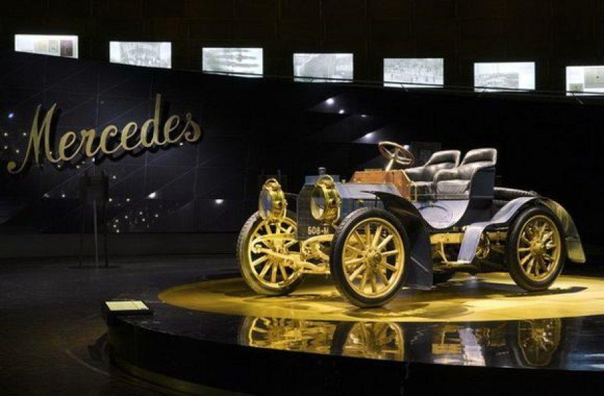 """""""Mercedes-Benz"""" muziejus"""