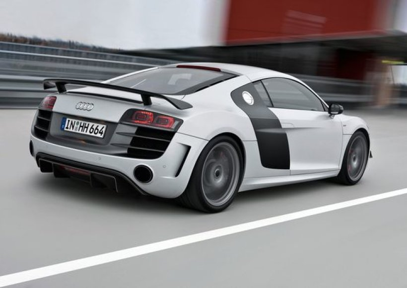 """Audi R8 GT"""