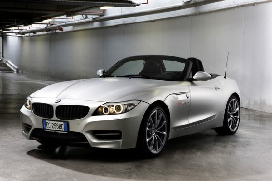 """""""BMW Z4 sDrive35is Mille Miglia Limited Edition 2010"""""""