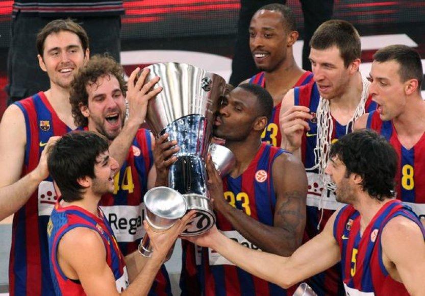 """Regal FC Barcelona"" triumfas"