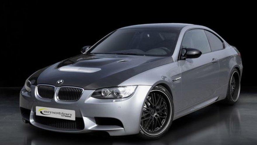 """""""BMW M3 Emotion-Wheels"""""""