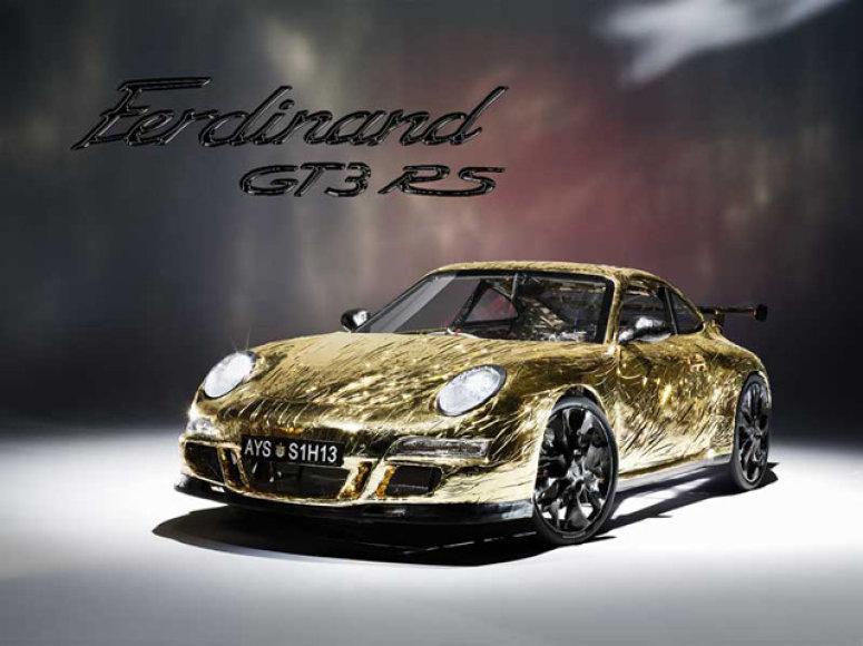 """""""Porsche Ferdinand GT3 RS"""""""