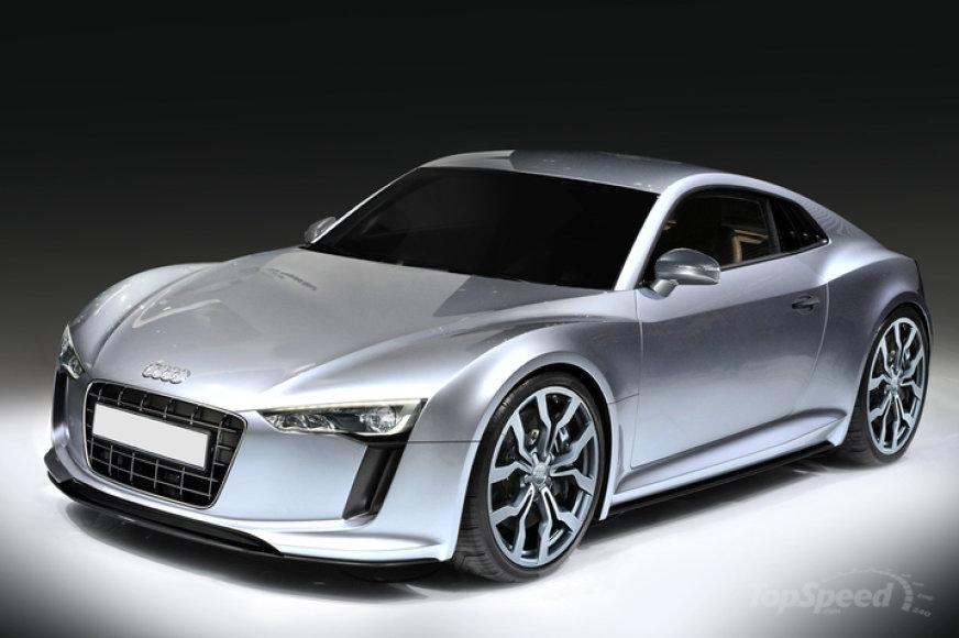 """""""Audi R4"""""""