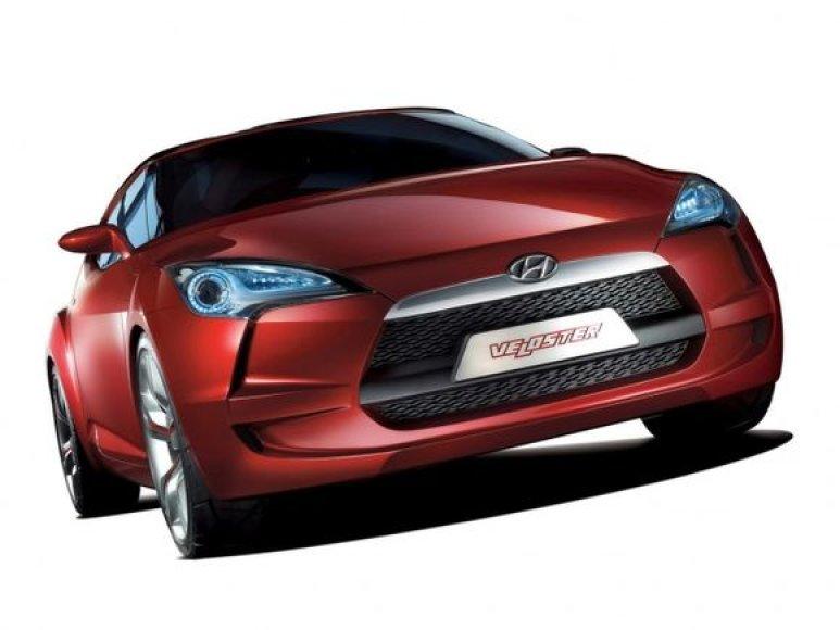 """""""Hyundai"""" konceptas"""