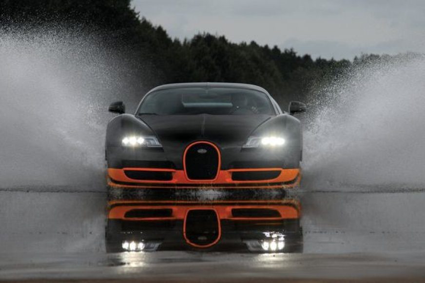 """Bugatti Veyron Super Sport"""