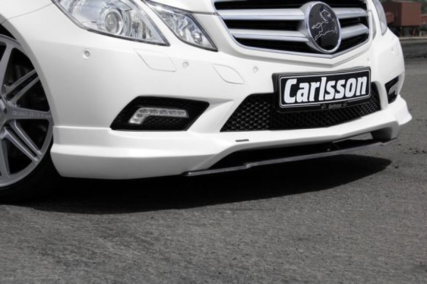 """Mercedes E-Class Cabrio Carlsson"""