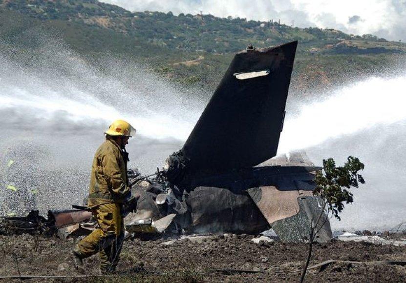 Lėktuvo avarija