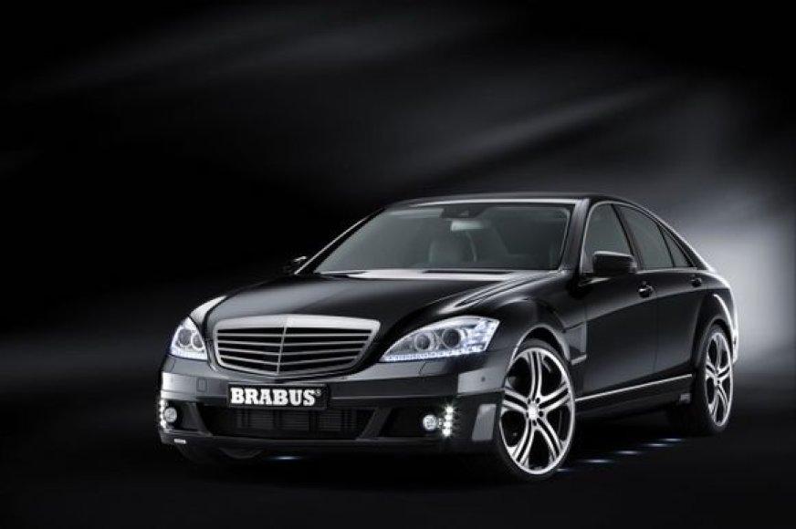 """Brabus Mercedes-Benz S600"""