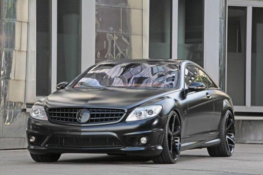 """Mercedes-Benz CL65 AMG"""