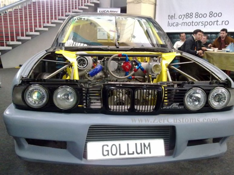 "BMW M5 ""Gollum"""