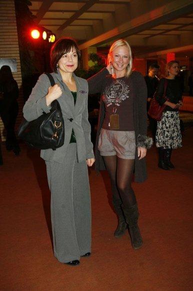 Foto naujienai: Julija Žilėnienė: šortai tikrai madingi!