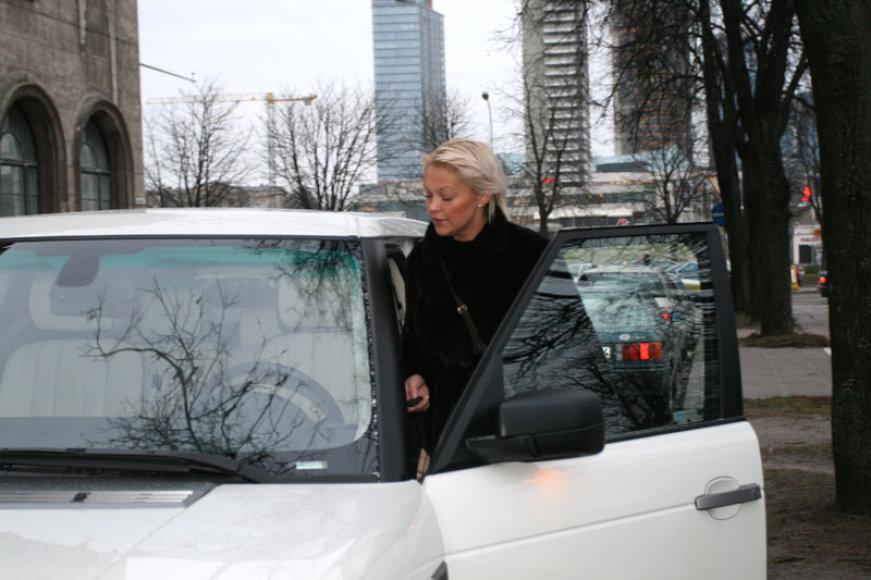 Foto naujienai: Agnė Armoškaitė-Šemberienė jau gavo dovanų