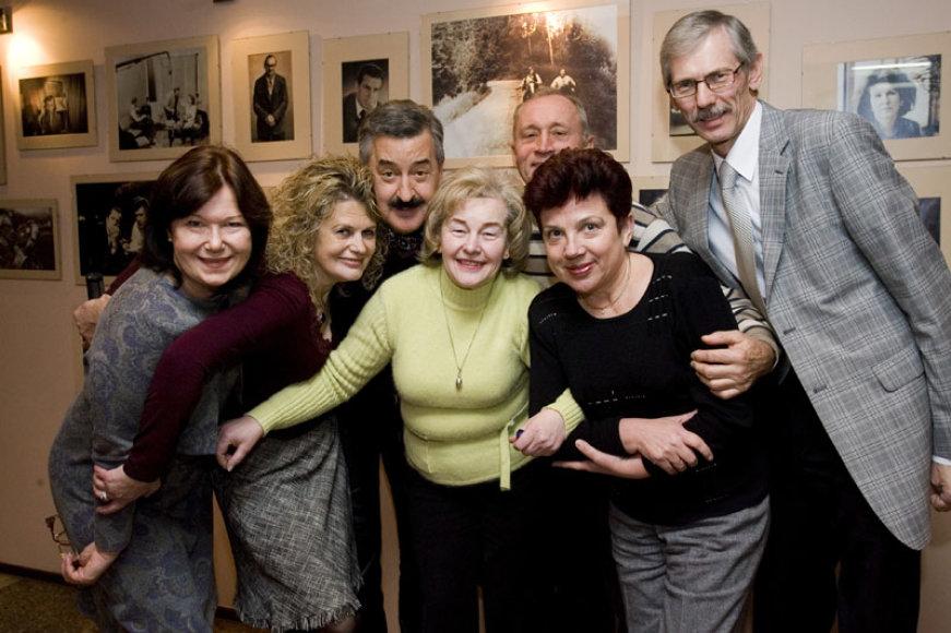 Foto naujienai: Vytenis Pauliukaitis: susitikimas po keturiasdešimties metų