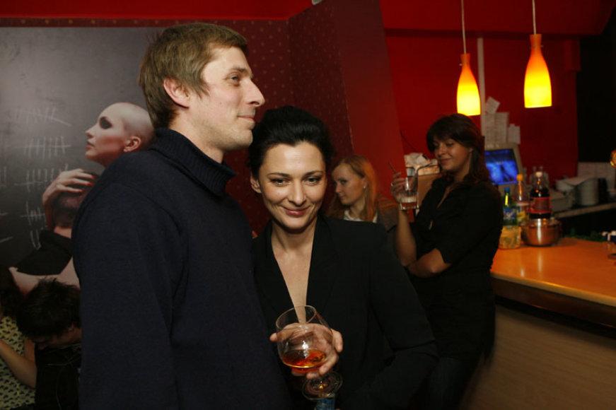 Foto naujienai: Rimantė Valiukaitė ir Saulius Prūsaitis vis dar kartu