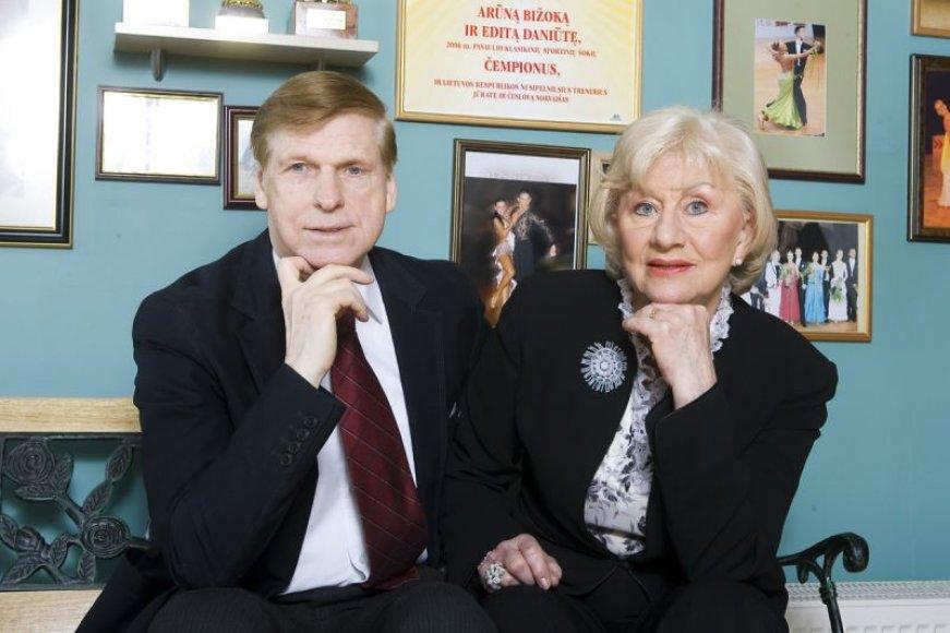 Foto naujienai: Jūratė ir Česlovas Norvaišos: didžiausia klaida – išeiti į pensiją